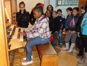 Haags Orgel Kontakt 2012