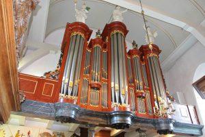 Orgel Piter Grou