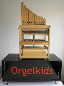 De Doe-orgel in volle glorie!