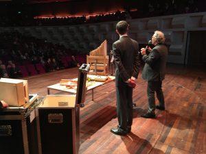 Presentatie Doe-orgels Rotterdam