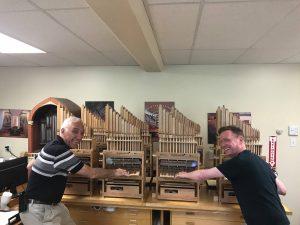 8 Doe-orgels Letourneau