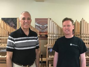 Rick en Andrew 26 sept 2018