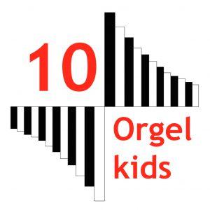 Logo Orgelkids 10